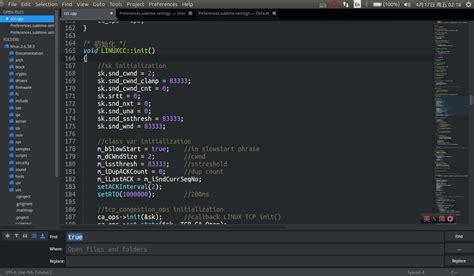 sublime text 3 themes ubuntu ubuntu下sublime text 2优化配置 csulennon 博客园