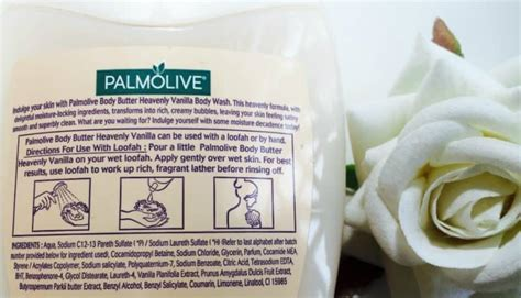 Palmolive Butter Heavenly Vanilla palmolive heavenly vanilla butter wash review