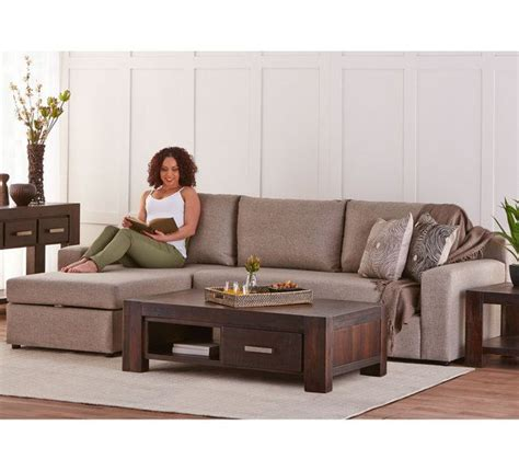 3 Seater Sofa Bed With Storage Madrid 3 Seater Sofa Bed With Storage Chaise Left Decor Beds With Storage Beds