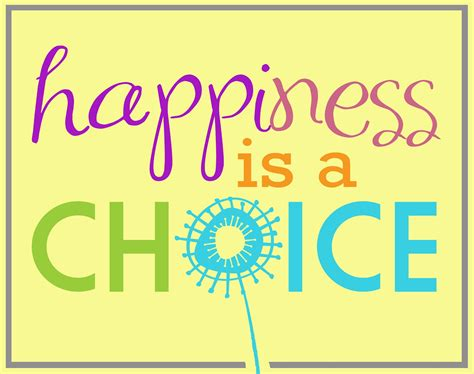 free printable happy quotes capital b happiness is a choice