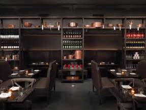 luxury modern restaurant interior design of dbgb kitchen and bar east new york new