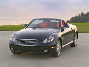 lexus sc 430 pebble edition 2005