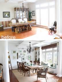 before and after home makeover home decorating ideas perfectly imperfect painted