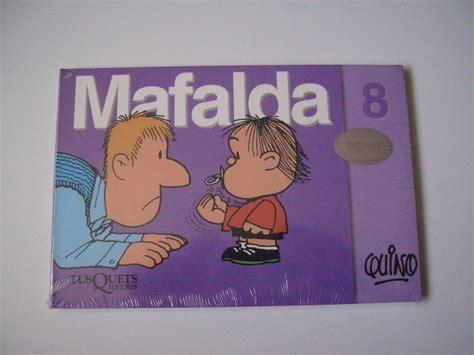 libro mafalda 8 mafalda 8 quino tusquets editores nuevo y sellado 100 00 en mercado libre