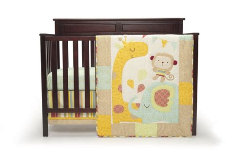 Graco Crib Accessories by Graco Jungle Friends Crib Bedding Collection Baby