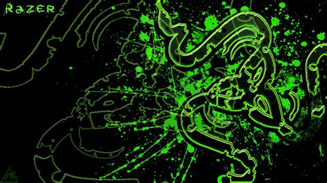 razer wallpaper for laptop razer desktop backgrounds wallpaper cave