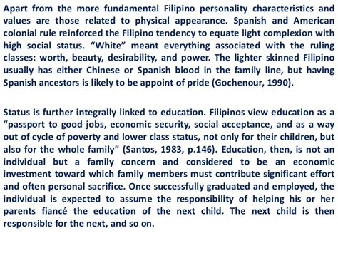 thesis about values education in the philippines values education personhood development lecture 2