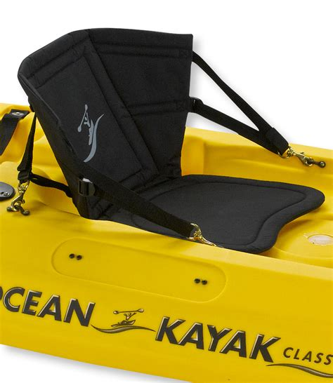 ocean kayak comfort plus seat back gci outdoor sitbacker reviews trailspace com