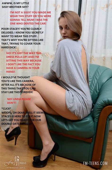sissy bimbofication makeover stories of men and boys forced to become girls forever