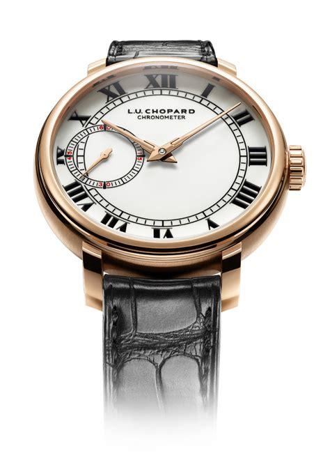 chopard l u c l u c 1963 anniversary chronometer by chopard