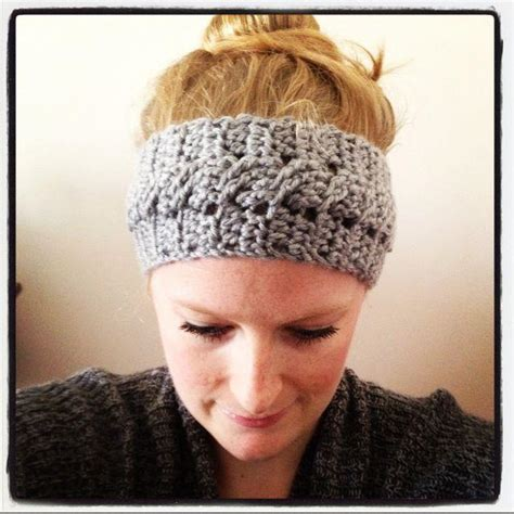 Created this headband and pattern when a friend of mine jenna