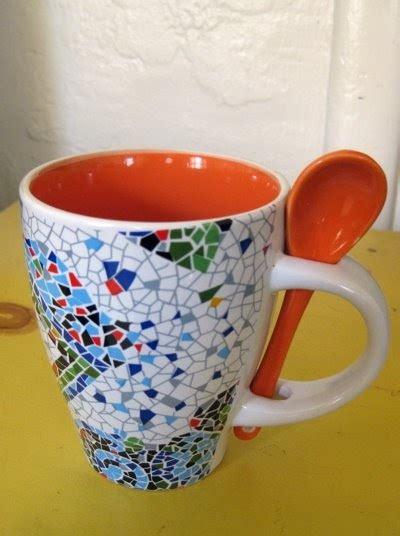 Mug Barcelona A like horses gaudi mug
