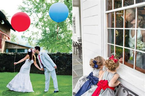 fourth of july inspired wedding ideas bridalguide