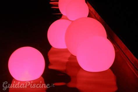 i tre illuminazione catalogo tre accessori per illuminare la piscina a festa