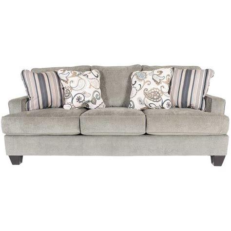 ashley yvette sofa yvette steel sofa cc 779s ashley furniture afw