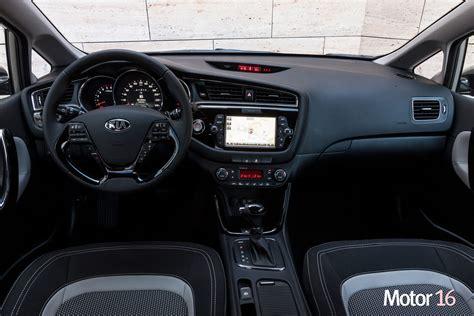 Kia Ceed Interior Kia Cee D 2016 Fotos Interior 5 Puertas Motor 16