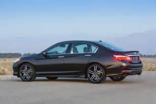 2016 honda accord drive review motor trend