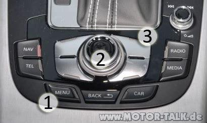 Audi A4 A5 Q5 Mmi Bedieneinheit Reset Neustart