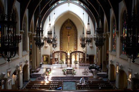 catholic wedding churches in los angeles st brendans catholic church los angeles wedding locations