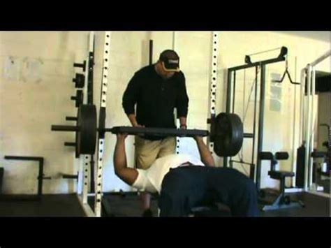 415 bench press dhs 70 rod crayton 2011 bench press 415 and 430 youtube
