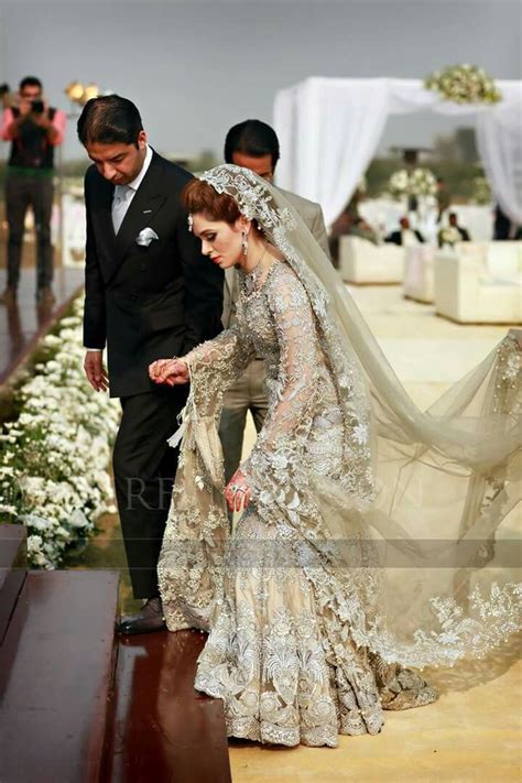 25  best ideas about Pakistani wedding dresses on