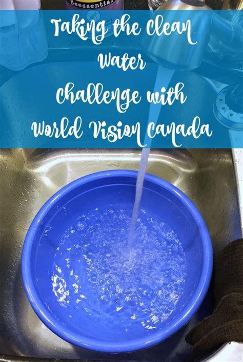 world water challenge take the clean water challenge merry about town