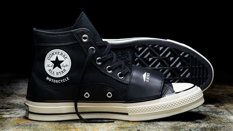 Sepatu Converse One 74 Ox Black White Premium Quality neighborhood x converse chuck 74 and one 70 sole