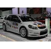 Suzuki SX4 Sport WRC MotoBurg