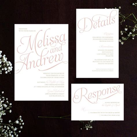 wedding invitations pictures groom wedding invitation wording from and grooms parents