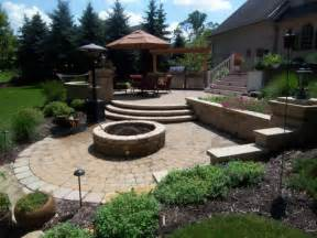 firepit landscaping diy outdoor fire pit outdoor fire pit with retaining wall interior designs