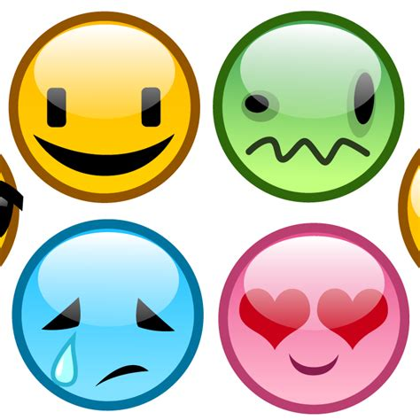 printable smiley emoticons free smiley emoticons download clipart best