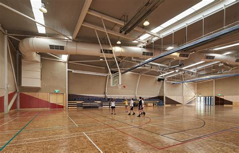 perth modern school sports hall iredale pedersen hook