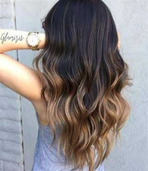 hairstyles and colors for long hair 2017 great ombre colors for long hair long hairstyles 2017