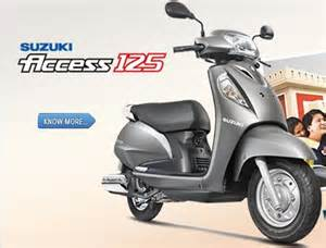 Suzuki Scooter Suzuki To Fix Faulty Rear Axle In 54 740 Access 125