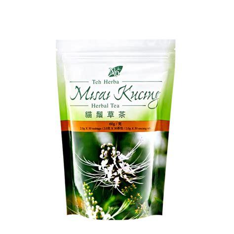 Kecung Teh misai kucing herbal tea cosway