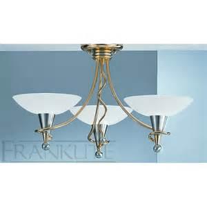 Franklite Ceiling Lights Franklite Pe7013 Asti Italian Gold Semi Flush Ceiling Light Love4lighting