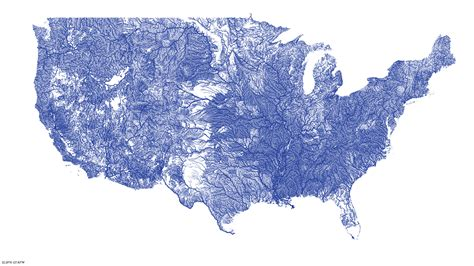 map us rivers map of us rivers
