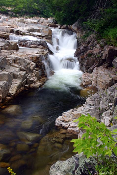 rodrick s guide to vermont waterfalls cascades gorges books rocky gorge in jackson carroll county new hshire