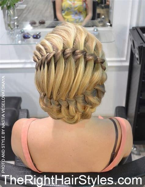 Easy Hairstyles For Medium Hair No Braids by 10 сhic Updos For Medium Length Hair