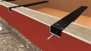 Bar Supports Wood Countertop Support For Wooden Bar Top