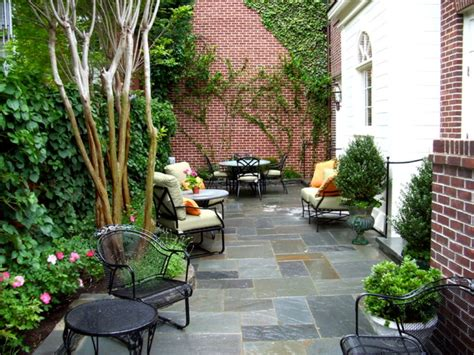 Tips To Creating A Small Patio Ideas Home Furniture Backyard Patios Ideas