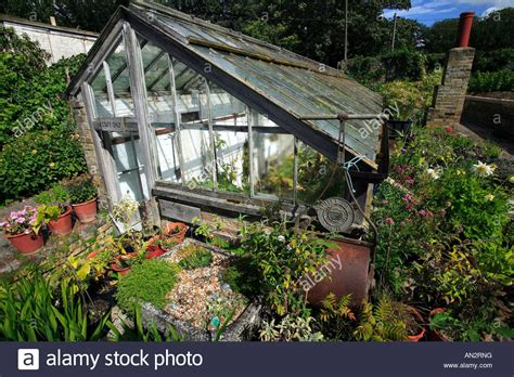 walled kitchen gardens an glasshouse in the walled kitchen garden