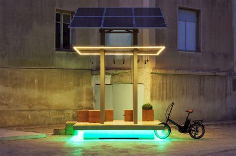 designboom urban furniture aktina new productive urban furniture by city index