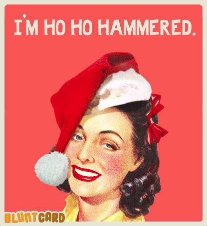 merry christmas lol   bluntcardcom christmas humor christmas jokes vintage humor