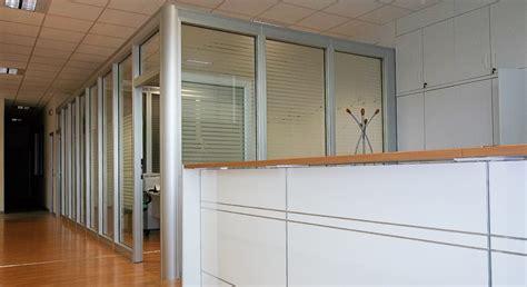 pareti modulari per uffici pareti divisorie modulari per ufficio in alluminio e vetro