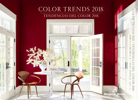 benjamin moore caliente af290 2018 color of the year benjamin moore reveals caliente af 290 as its color of