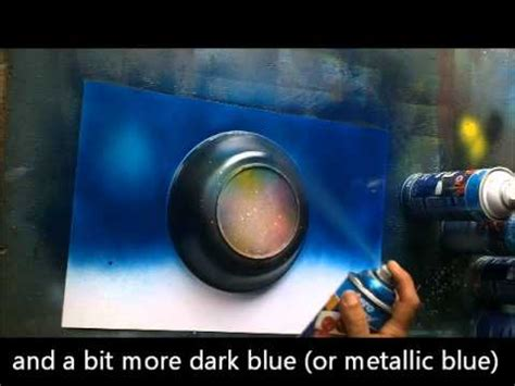 spray paint beginner gerardo teaches the blue painting spray paint