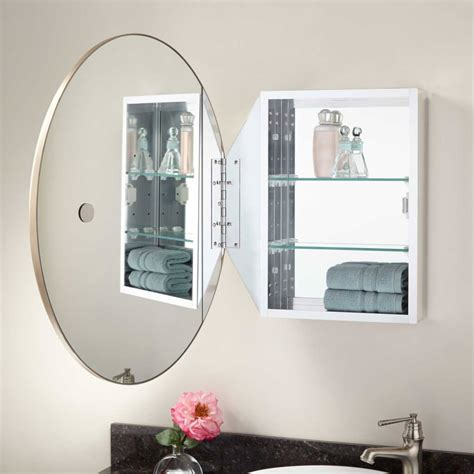 Recessed Bathroom Mirror Recessed Mirrored Medicine Cabinets For Bathrooms Image Of Recessed Mirrored Medicine Cabi Home