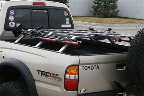 bed rack tacoma 2nd gen bed rack expedition portal tacoma mods