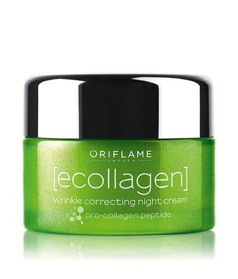 Collagen Oriflame oriflame ecollagen wrinkle correcting 50ml